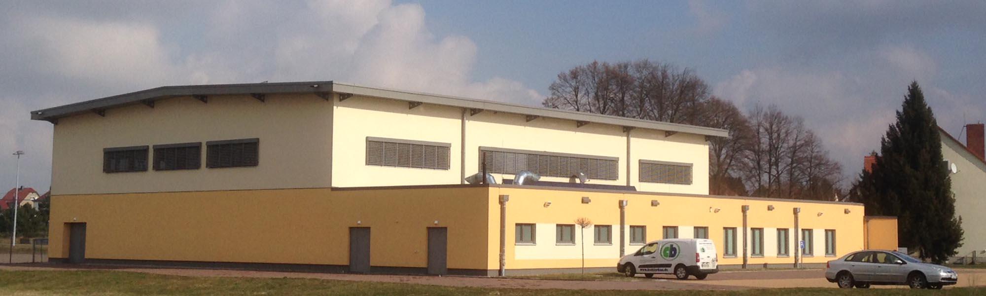Firmengebäude Bichlerbau Döbeln